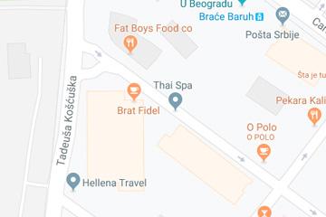 Hellenatravel Beograd, Gospodar Jovanova 1, 11000 Beograd, Srbija